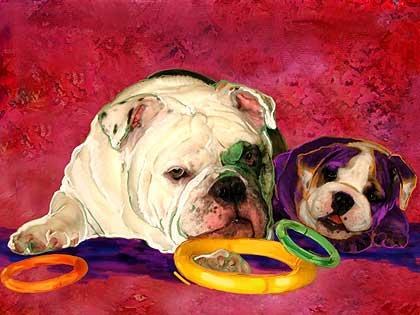 http://www.artpaw.com/bulldog_paintings.jpg